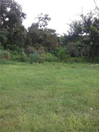 Apopka Residential Lots & Land For Sale: 0 E Cleveland Street