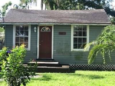 Orlando Single Family Home For Sale: 1818 Courtland Street