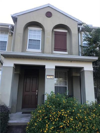 Windermere Townhouse For Sale: 7713 Jailene Drive