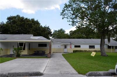 Orange County, Osceola County, Seminole County Multi Family Home For Sale: 1422 Virginia Avenue