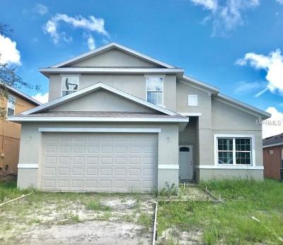 Kissimmee Single Family Home For Sale: 1909 Commander Way