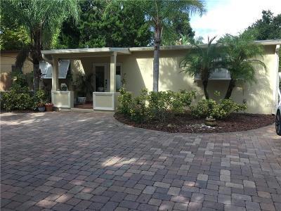 New Smyrna Beach Single Family Home For Sale: 3105 Saxon Drive