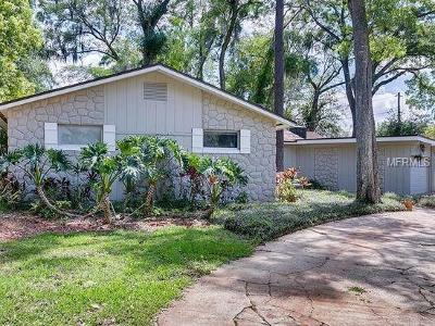 Altamonte Springs, Altamonte Single Family Home For Sale: 650 Lake Drive