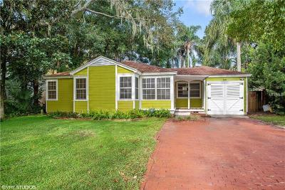 Single Family Home For Sale: 130 S Lawsona Boulevard