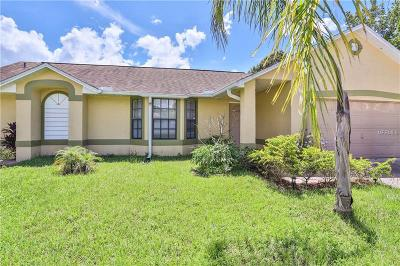 Ocoee Single Family Home For Sale: 831 Licaria Drive