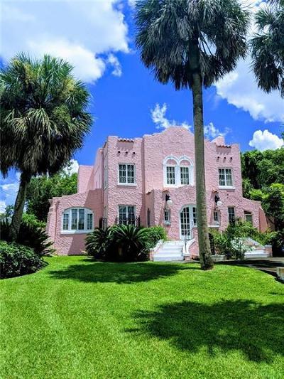 Orlando Single Family Home For Sale: 737 Park Lake Circle