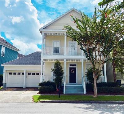Celebration Single Family Home For Sale: 162 Longview Avenue