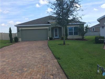 Minneola Single Family Home For Sale: 1756 Bonser Road