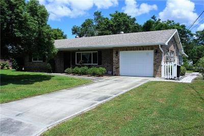 Debary Single Family Home For Sale: 48 Jasmine Drive