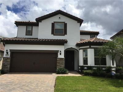 Orlando Single Family Home For Sale: 10867 Lemon Lake Boulevard