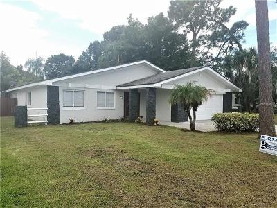 Seminole Single Family Home For Sale: 8180 Hopewell Court