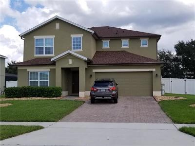 Clermont Single Family Home For Sale: 10219 Lenox Street