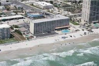 Daytona Condo For Sale: 3501 S Atlantic Avenue #G220