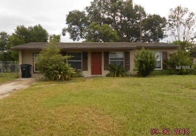 Orlando FL Single Family Home For Sale: $134,990