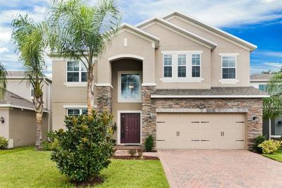 Oviedo Single Family Home For Sale: 2675 Peony Dr