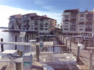 Daytona Beach Condo For Sale: 645 Marina Point Drive #6450