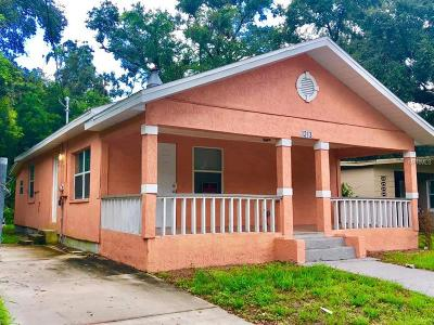 Orlando Single Family Home For Sale: 1213 S Parramore Avenue