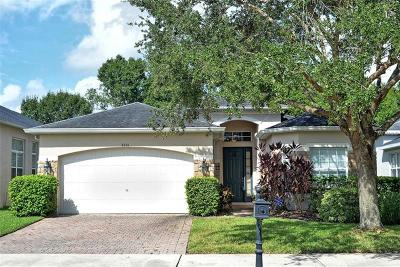 Oviedo Single Family Home For Sale: 4314 Heirloom Rose Place