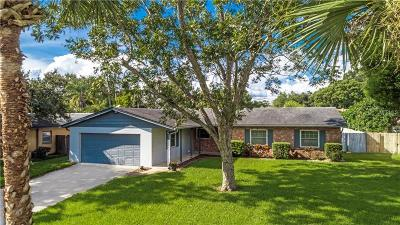 Altamonte Springs Single Family Home For Sale: 625 Sherwood Drive
