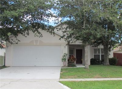 Clermont Single Family Home For Sale: 1753 Westminster Trail