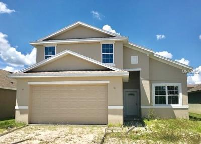 Kissimmee Single Family Home For Sale: 1915 Commander Way