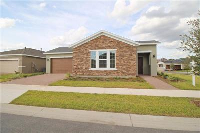 Groveland Single Family Home For Sale: 917 Tidal Pond