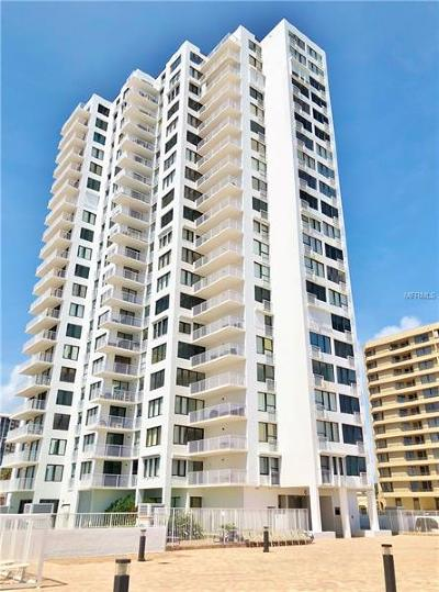 Daytona Condo For Sale: 3043 S Atlantic Avenue #503
