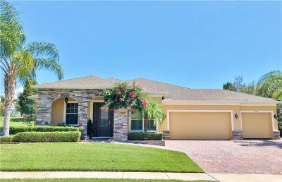 Apopka Single Family Home For Sale: 1049 Cavan Drive