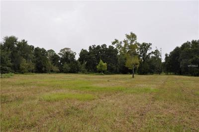 Groveland Residential Lots & Land For Sale: Grass Roots Road