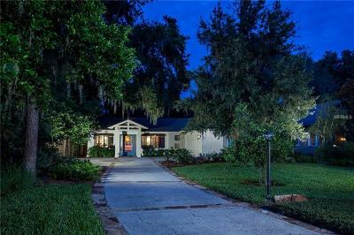Winter Park Single Family Home For Sale: 1250 Richmond Road