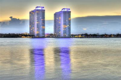 Holly Hill Condo For Sale: 241 Riverside Drive #2401