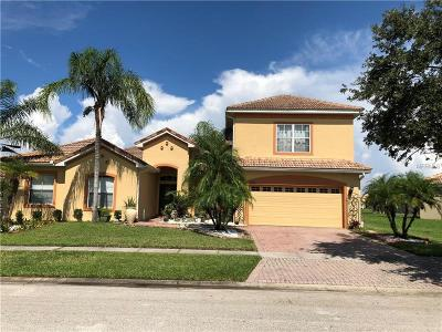 Kissimmee Single Family Home For Sale: 3240 Winding Trail