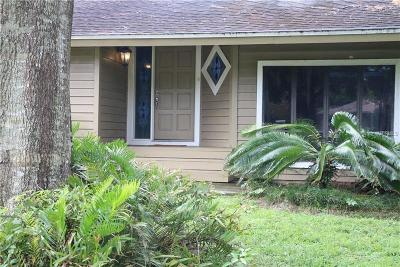 Orlando Single Family Home For Sale: 7960 Dunstable Circle