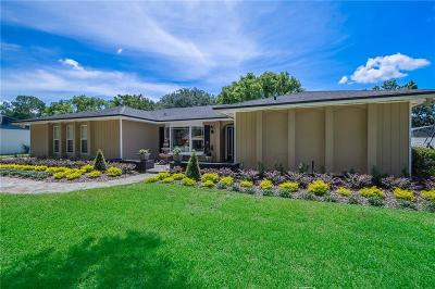 Winter Springs Single Family Home For Sale: 816 Leopard Trail