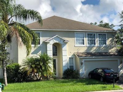 Orlando Single Family Home For Sale: 14015 Deep Lake Dr