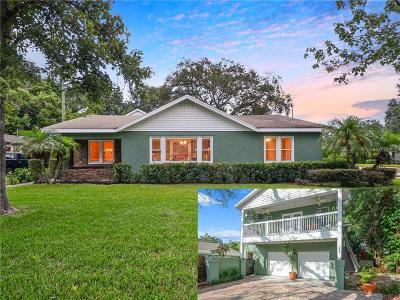 Orlando Single Family Home For Sale: 1643 Mount Vernon Street