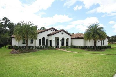 Lake Mary Single Family Home For Sale: 2253 Soaring Eagle Place