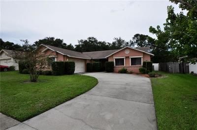 Lake Mary Single Family Home For Sale: 212 Morning Glory Drive