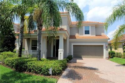 Single Family Home For Sale: 11731 Barletta Drive