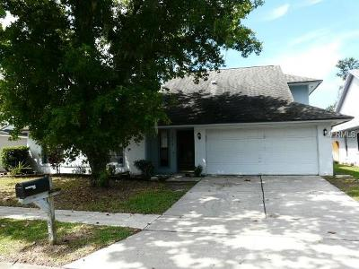 Winter Springs Single Family Home For Sale: 3870 Biscayne Drive