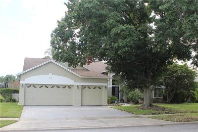 Orlando Single Family Home For Sale: 4708 Lake Calabay Drive