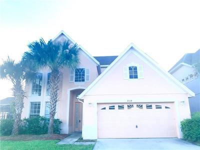 Orlando Single Family Home For Sale: 2119 Windcrest Lake Circle