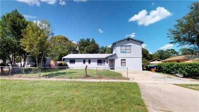 Orlando Single Family Home For Sale: 4805 Okeefe Street