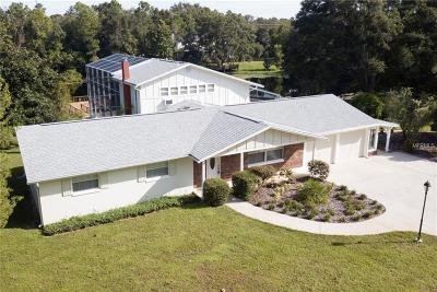 Winter Springs Single Family Home For Sale: 220 & 230 E Tradewinds Rd