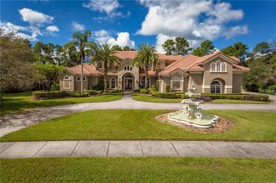 Lake Mary Single Family Home For Sale: 1882 Brackenhurst Place