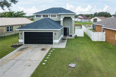 Kissimmee Single Family Home For Sale: 1756 Quail Ridge Loop