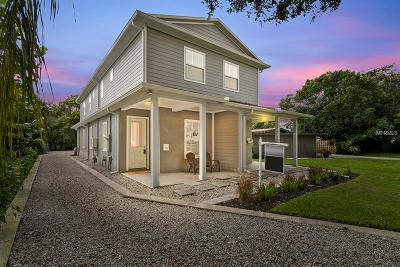 Multi Family Home For Sale: 1024 Aragon Avenue