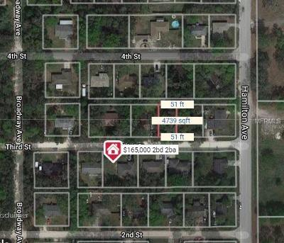 Orange City Residential Lots & Land For Sale: 3rd Street