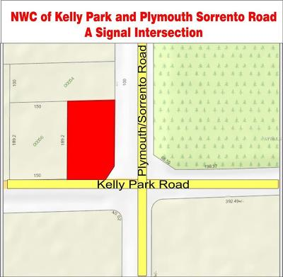 Apopka Residential Lots & Land For Sale: 3001 W Kelly Park Road