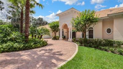 Lake Mary Single Family Home For Sale: 4 Island Drive